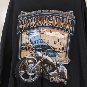 Gildan Shirts - Hollister Bike Rally 2014 Men's T-shirt 5XL